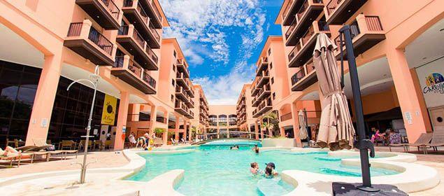 Fachada do hotel Jurerê Beach
