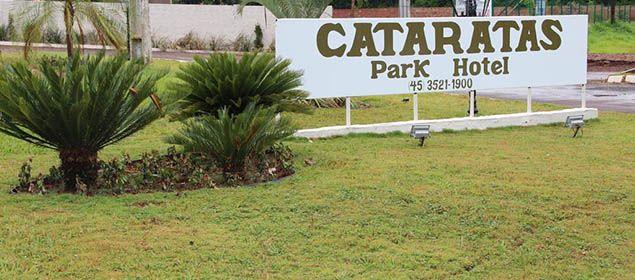 Fachada do Cataratas Park Hotel