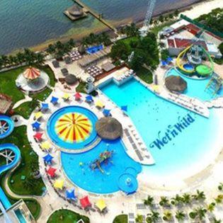 Wet n Wild em Cancun