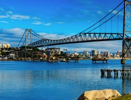 Passagem para Florianópolis (SC)