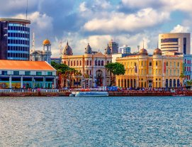 Passagem para  Recife (PE)