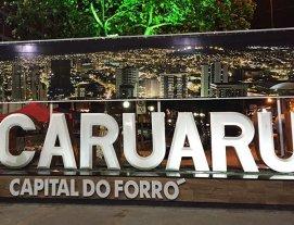 Passagem para Caruaru (PE)