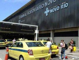 Passagem para  Rodoviária Novo Rio - Rio de Janeiro (RJ)