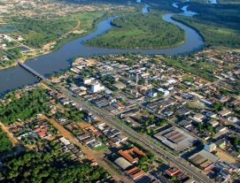 Passagem para Ji Paraná