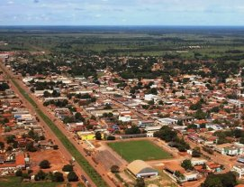 Passagem para Santana do Araguaia (PA)