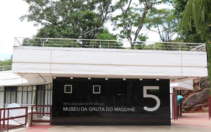 Museu Gruta de Maquiné