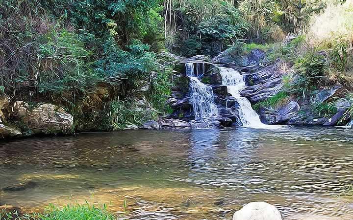 Cachoeira de Vera Cruz - Miguel Pereira