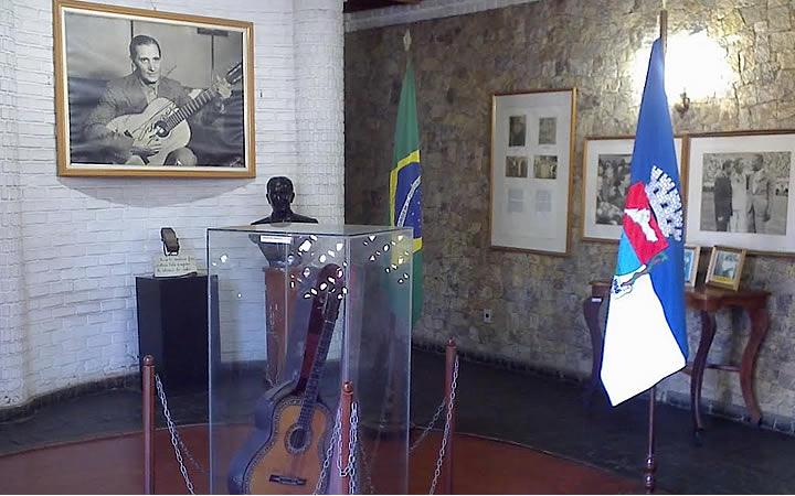 Museu Francisco Alves - Miguel Pereira