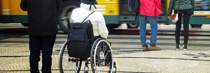 Viajando com pessoa cadeirante