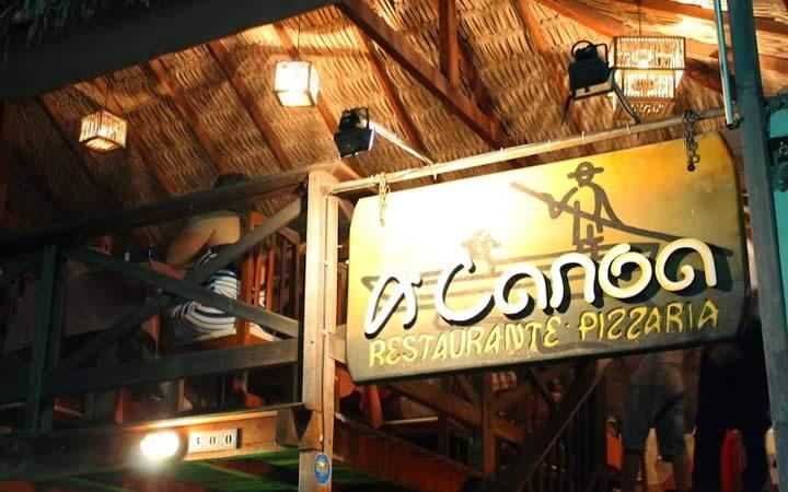 Restaurante A canoa Lençóis Maranhenses