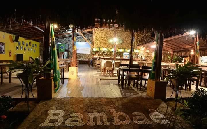 Restaurante Bambê em Lençóis Maranhenses