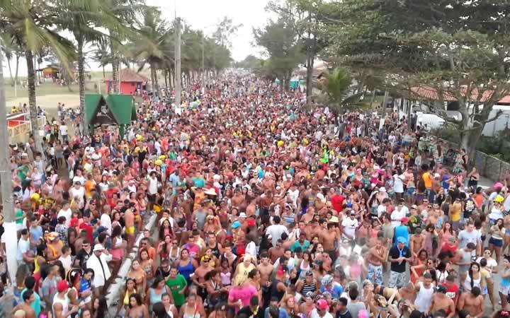 Carnaval em Rio das Ostras