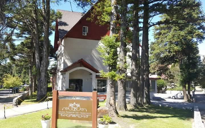 Hotel Colina Preminum São Francisco em Gramado