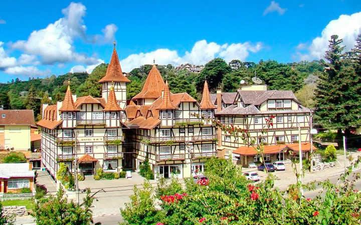 Hotel Sky em Gramado