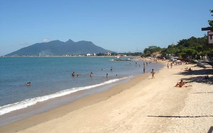 Praia do centro - Rio das Ostras