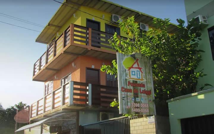 Pousada casa do Luigii - Penha SC