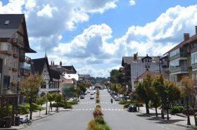 Avenida Borges de Medeiros em Gramado