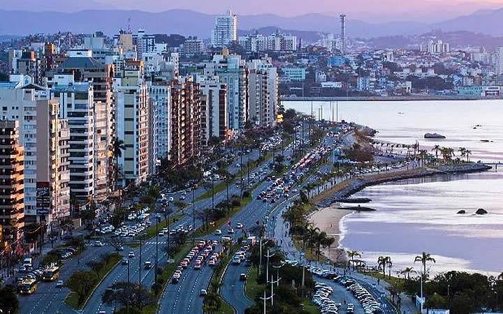 Beira Mar - Florianópolis