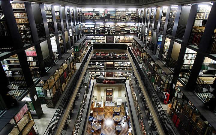 Biblioteca Nacional - Rio de Janeiro
