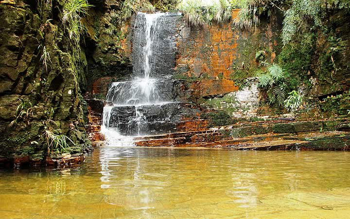 Cachoeira Poço Dourado