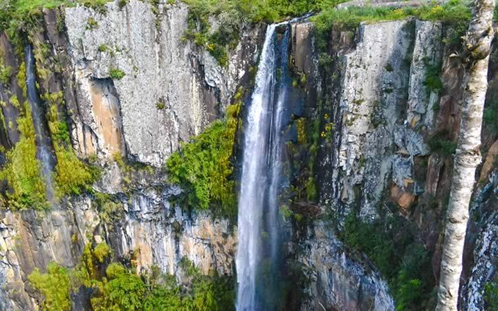 Cachoeira do Avencal em Urubici