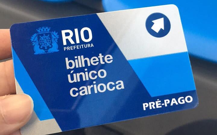 Cartão do RioCard