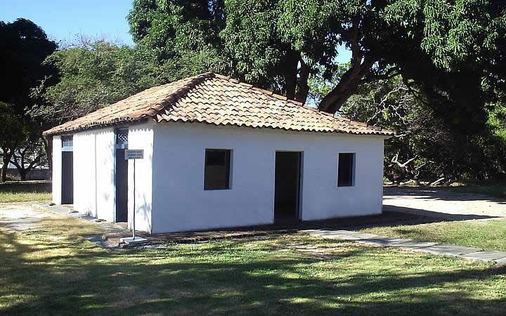 Casa de José de Alencar em Fortaleza
