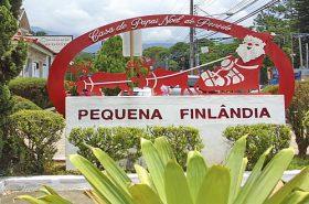 Casa do Papai Noel - Pequena Finlândia em Penedo