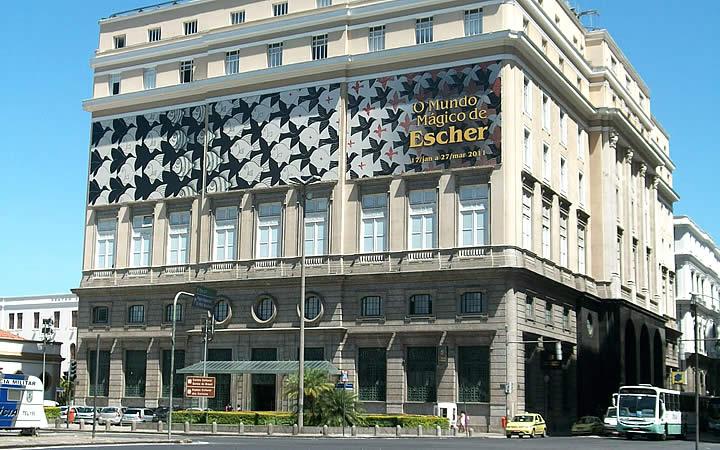Centro Cultural Banco do Brasil - Rio de Janeiro - VLT
