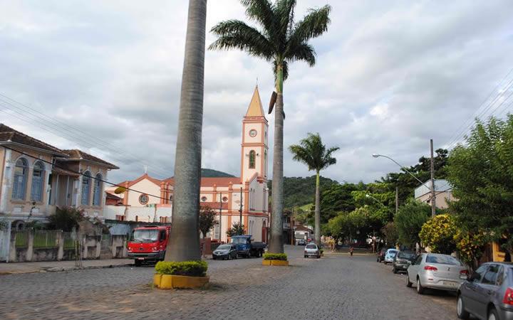 Centro de Conceição dos Ouros - Serra da Mantiqueira