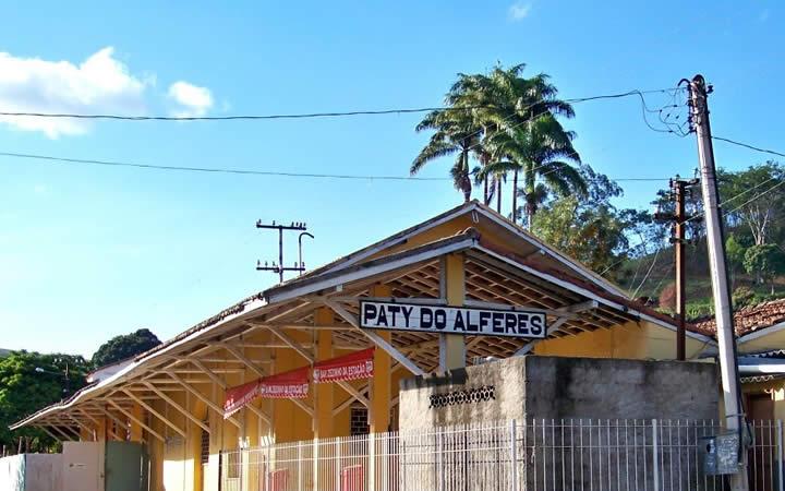 Centro de Paty de Alferes