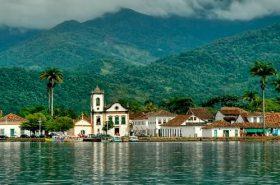 Costa Verde em Paraty