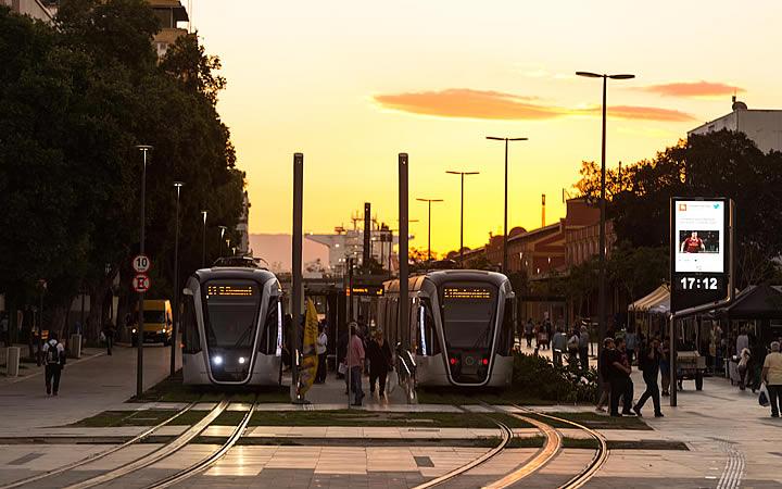 Estação do VLT - Rio de Janeiro