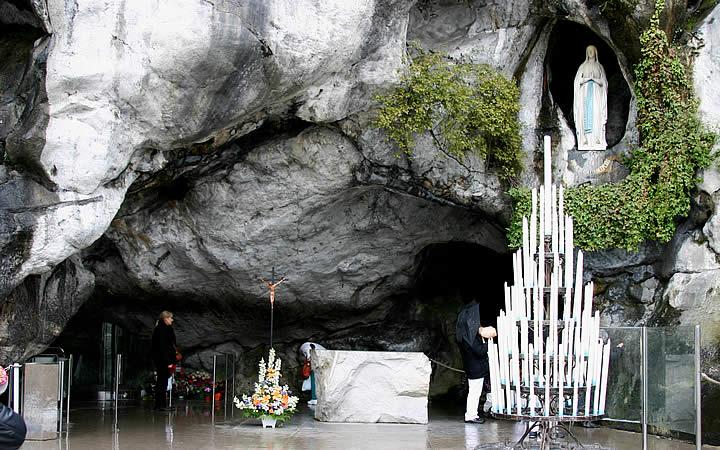 Gruta Nossa Senhora de Lourdes - Urubici