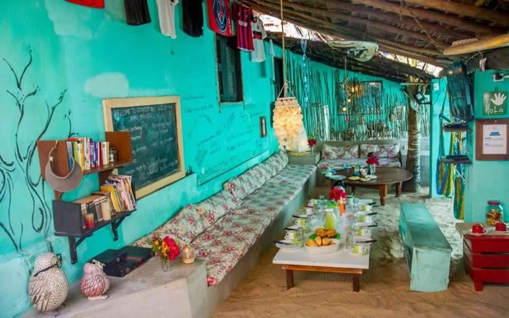Hostel Pousada LaTaperaJeri em Jericoacoara