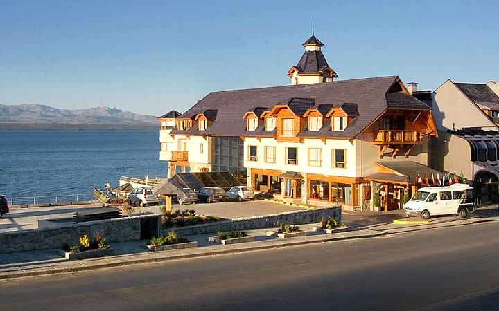 Hotel Cacique Inacayal - Bariloche