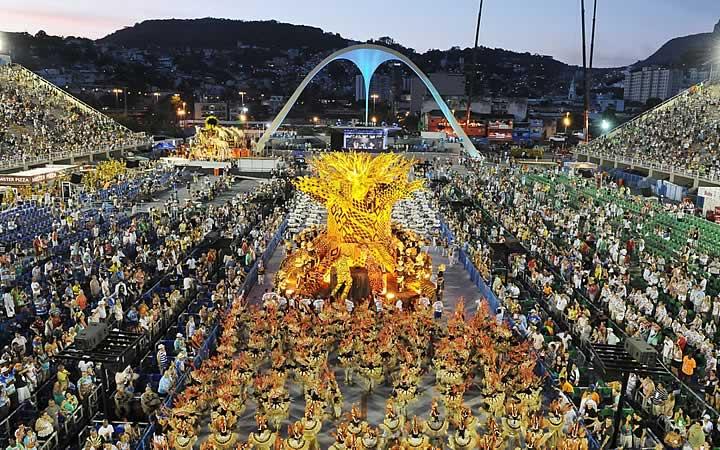 Marquês de Sapucaí - Rio de Janeiro - VLT