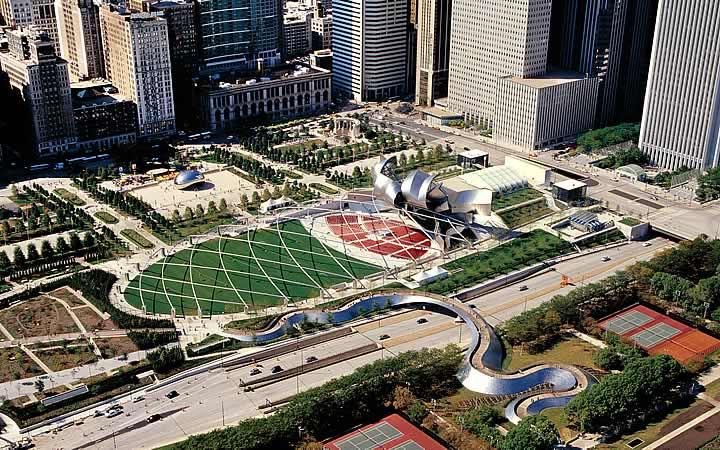 Milennium Park - Chicago