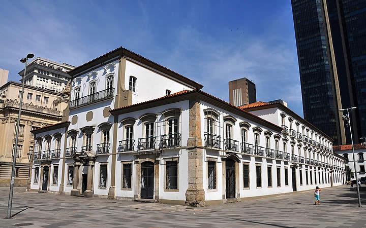 Paço Imperial - Praça XV - Rio de Janeiro - VLT