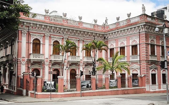 Palácio Cruz e Souza - Florianópolis
