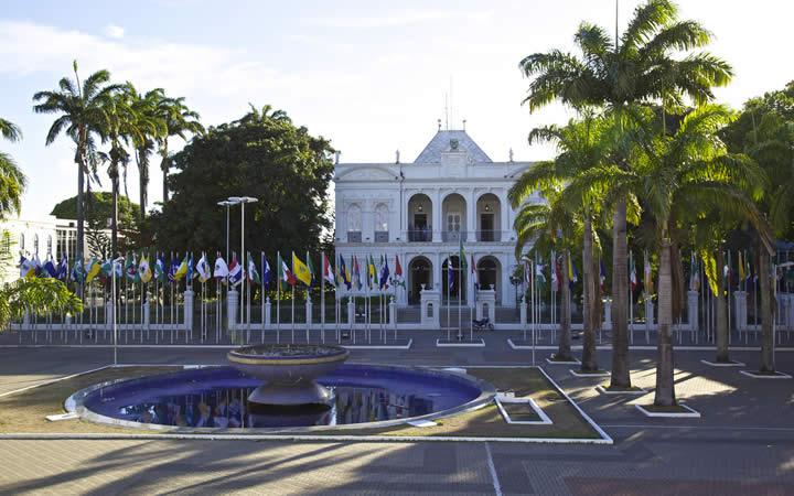 Palácio Floriano Peixoto - Maceió