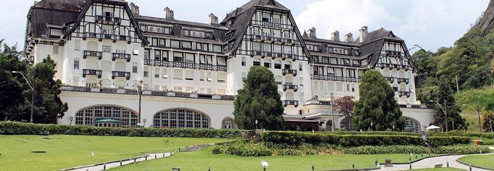 Palácio Quitandinha - Petrópolis