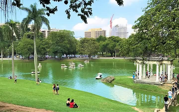 Parque Municipal Quinta da Boa Vista - Rio de Janeiro