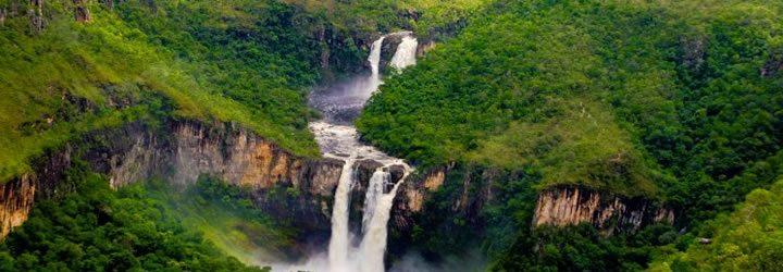 Parque Nacional da Chapada dos Veadeiros - Goiás