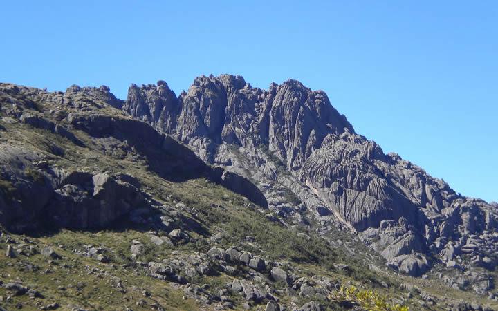Parque Nacional de Itatiaia - Pico das Agulhas Negras - Serra da Mantiqueira