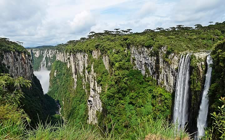 Parque nacional de aparados da Serra - Vertice - Cambará do Sul