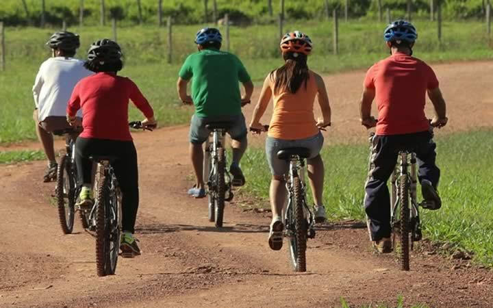 Passeio de Bike pelas cachoeiras - Bonito - MS