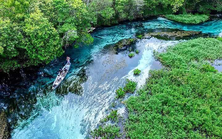 Rio Sucuri - Capitólio
