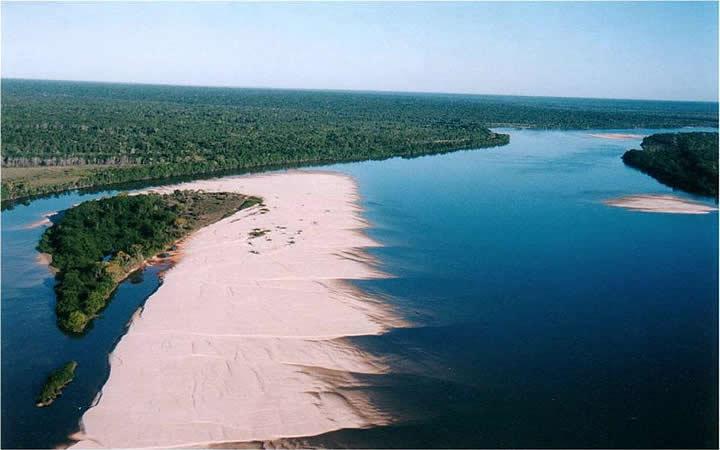 Rio araguaia - Goiás