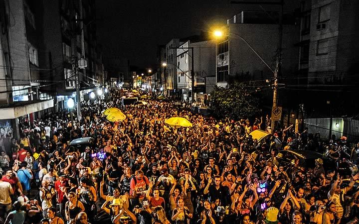 Rua João Alfredo - Porto Alegre